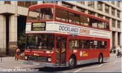 41002 Volvo Olympian Palatine 1 - London Central Docklands Express M409RVU Pre Orders £33.99