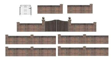 44-541 Walls & Gates Various ##out of stock##