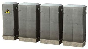 44-560 Lineside Cabinets ##Out Of Stock##