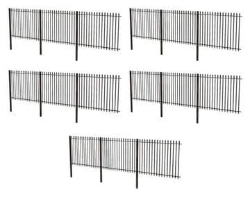 44-562 Metal Fencing