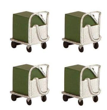 44-567 Coolant Trolleys (x4)