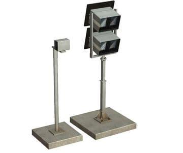 44-573 Platform Monitors and Camera