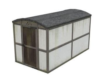 44-587 Fibre Board Hut £6.75