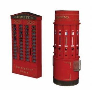 44-597 Platform Vending Machines  £21.99