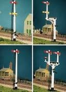477 LNWR Square Post (4 signals inc. Jcn/brackets)