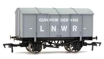 4F-013-003 LNWR Gunpowder Van