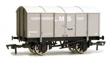 4F-013-005 Gunpowder Van LMS 299031