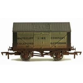 4F-017-016 LIME WAGON WHITECLIFF WEATHERED