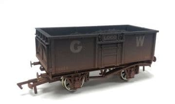 4F-030-014 16T Steel Mineral GWR 18623 Weathered
