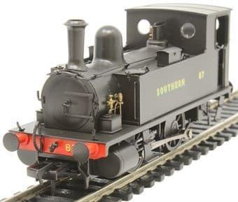 4S-018-009 B4 0-4-0-T Southern Wartime Black 87
