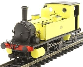 4S-018-010 B4 0-4-0-T Sussex Yellow £93.50