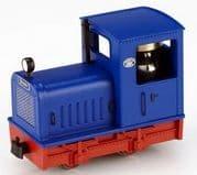 5013 Gmeinder Diesel Locomotive Blue