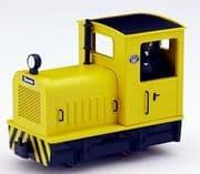 5015 Gmeinder Diesel Locomotive Yellow