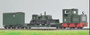 5096 Wolli-Bau Set with Bulldozer