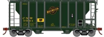 63774  PS-2 2600 Covered Hopper Chicago and North Western Pre Order £39.99
