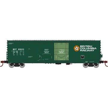 67705 50' Evans DD Plug Box, BCOL #800212