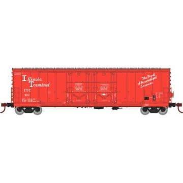 67710  50' Evans DD Plug Box, ITC #902