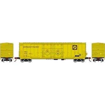67730 50' Evans DD Plug Box,USLX Q Pacific #10470