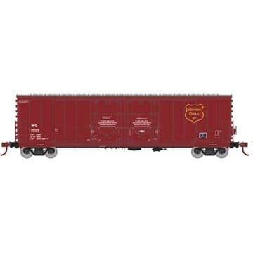 67732 50' Evans DD Plug Box, WC #1003