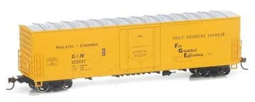 74953 50' Youngstown Door Box, FGE/L&N #300037