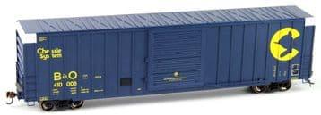 75014 60' ICC Hi-Cube Box Car Chessie System