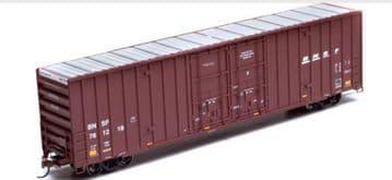 75033 60' Gunderson Box Car BNSF