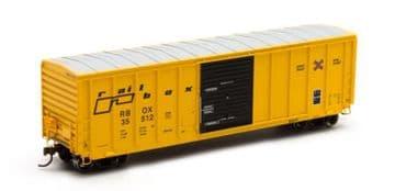 76352 HO RTR 50' PS 5277 Box, Rail Box