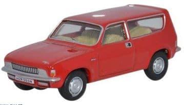 76ALL002 Austin Allegro Estate Flamenco Red