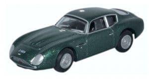76AMZ001 Aston Martin DB4GT Zagato VEV £4.50