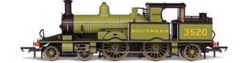 76AR006 Adams Radial Steam Locomotive - Southern 35210