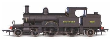 76AR007XS Adams Radial Steam Locomotive - Southern Late Sunshine Lettering DCC Sound £169.99
