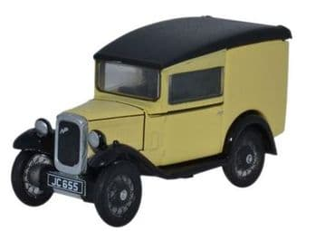 76ASV001 Austin Seven RN Van Primrose