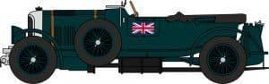 76BB003 Bentley Blower British Racing Green