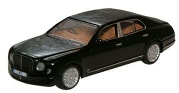 76BM002  Bentley Mulsanne Royal Ebony