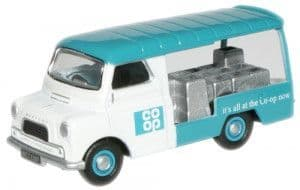76CA023 Bedford CA Milk Float Co-Op ##Out Of Stock##