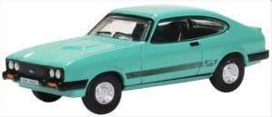 76CAP009 Ford Capri MkIII Peppermint Sea Green