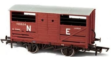 76CAT002 Cattle Wagon - LNER ##Out Of Stock##