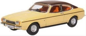 76CPR002 Ford Capri Mk2 Sahara Beige  ##Out Of Stock##