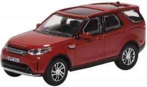 76DIS5003 Land Rover Discovery 5 Firenze Red