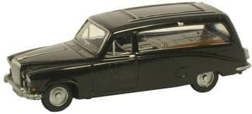 76DS002  Daimler DS420 Hearse Black