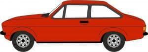 76ESC001 Ford Escort MkII Tango