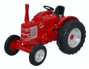 76FMT003 Field Marshall Tractor Red ##Out Of Stock##
