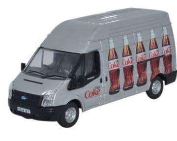 76FT018CC  Ford Transit MK 5 LWB High Roof Diet Coke