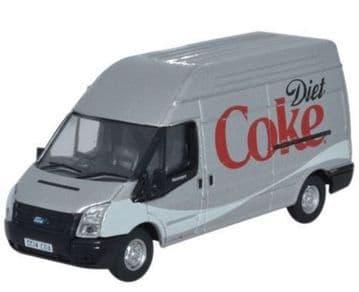 76FT019CC  Ford Transit MK 5 LWB High Roof Diet Coke