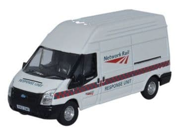 76FT022 Ford Transit Mk5 LWB High Network Rail Response Unit ##Out Of Stock##
