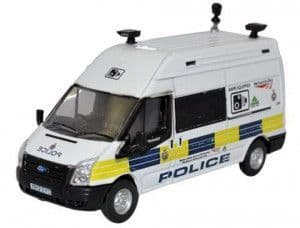 76FT026 Ford Transit MkV LWB High Network Rail Speed Camera ##Out Of Stock##