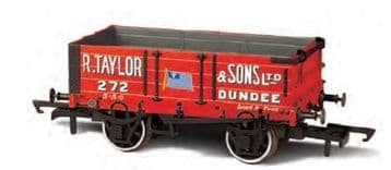 76MW4002 4 Plank Wagon - R Taylor & Sons Ltd ##Out Of Stock##