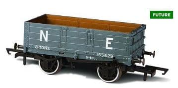 76MW4007 4 Plank Mineral Wagon LNER 155629 (Ex NBR) ##Out Of Stock##