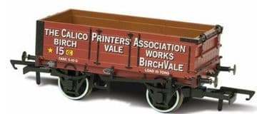 76MW4010 4 Plank Mineral Wagon - Calico Printers Assn 15 ##Out Of Stock##