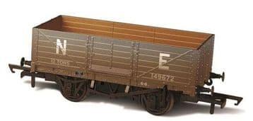 76MW6001W 6 Plank Mineral Wagon LNER Weathered